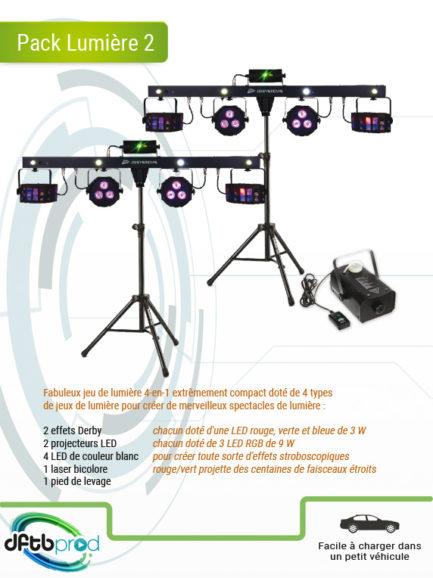 Pack Lumière 2 - Visuel