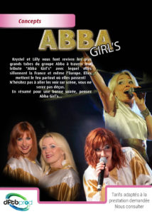 Spectacle Abba Girls