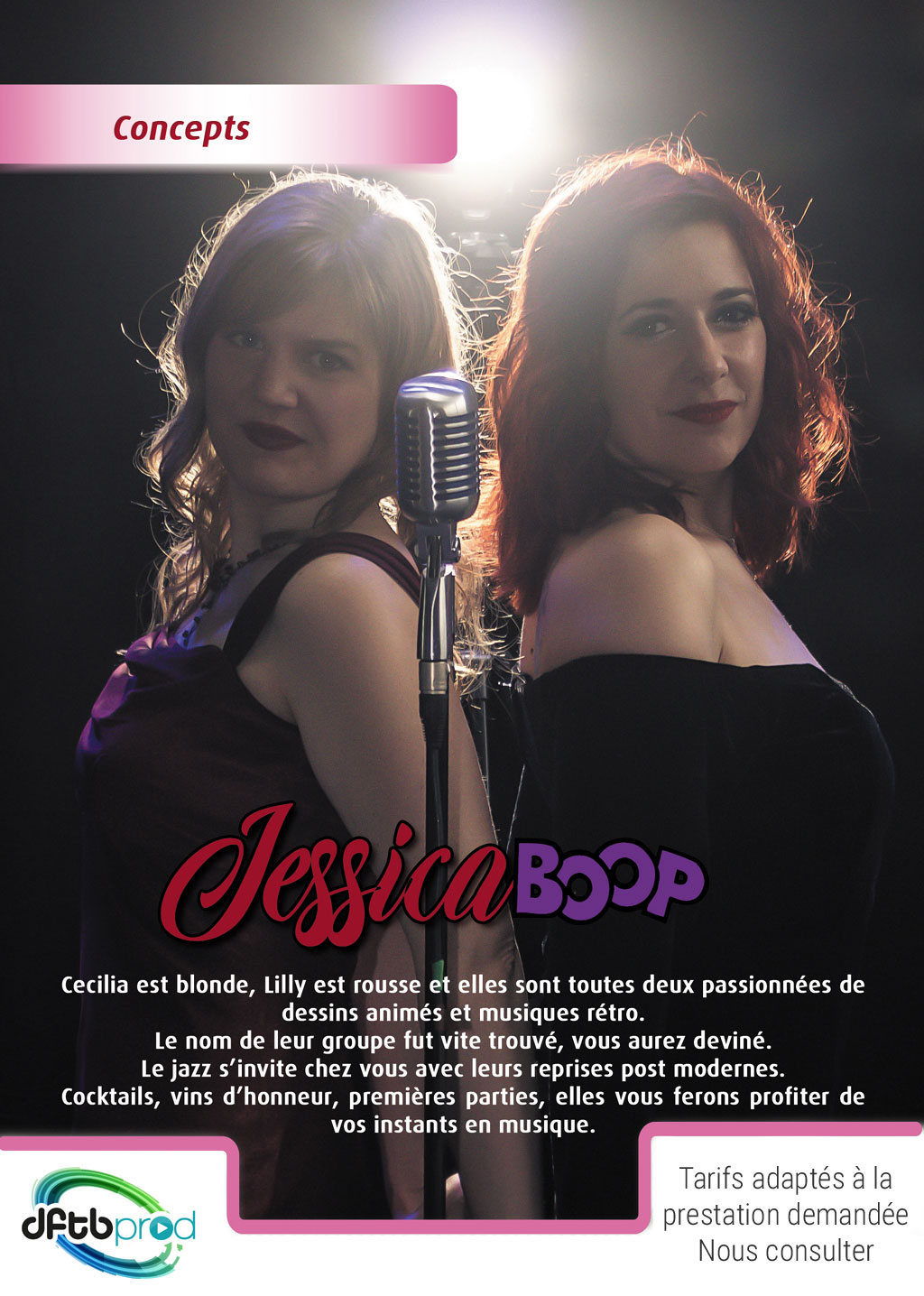 Spectacle JessicaBoop