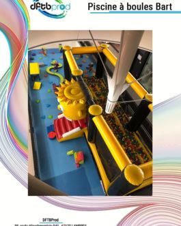 Bart – Piscine à boules